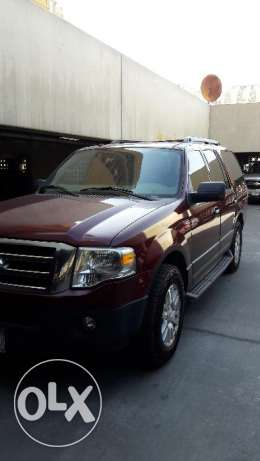 Executive used FORD - EXPEDITION 2013, 4X2 Maroon Color, Family SUV, F