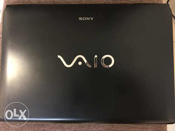 Laptop Sony VAIO in good condition core i5 / Ram 4GB / Screen 14inch جدة -  1
