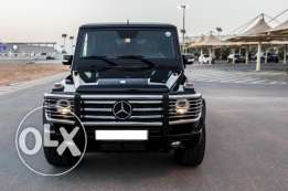 Mercedes-Benz G55 FULL OPTION - 40000km Only - First Registration 2013