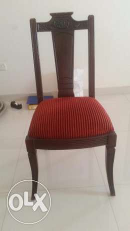 tabel + 6 chairs الرياض -  3