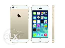 iPhone 5s - 16Gb - Gold