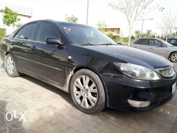 Toyota Camry 2004 Full Optional American specific