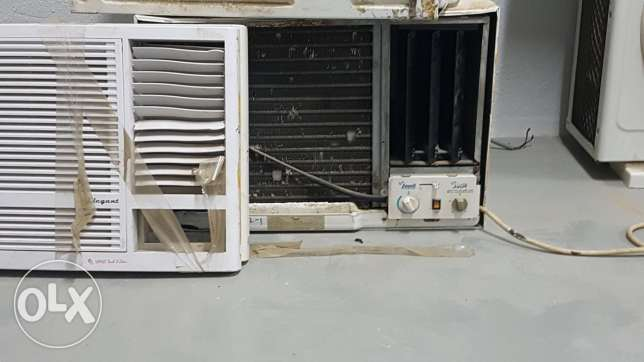2nos. Window AC personal use