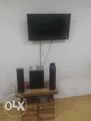 Home teayere& tv for sale الدمام -  3