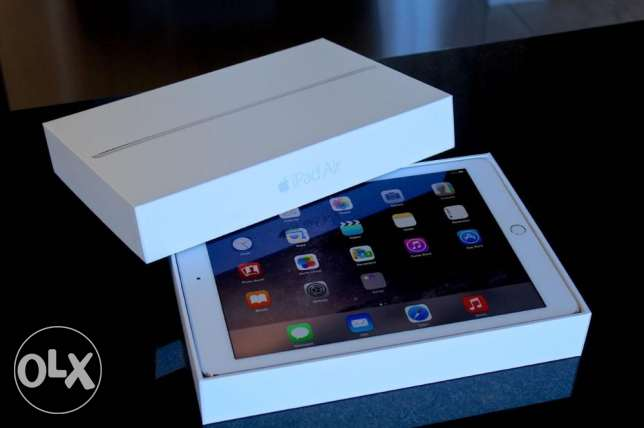 Ipad Air 2 Cellular / Wifi 16gb silver.