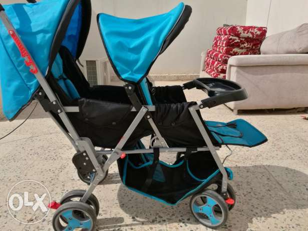 Twin Stroller in excellent condition