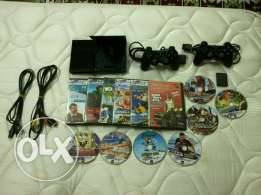 Sony ps2 very good condition like new