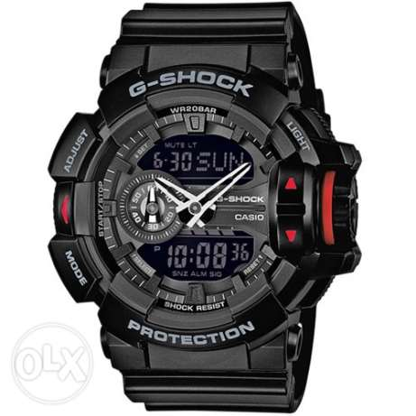 casio G shock ga 400