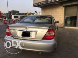CAMRY 2004 - Fully Automatic for Sale