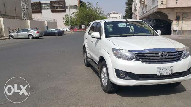 Toyota fortuner gear manual mint condition 2015