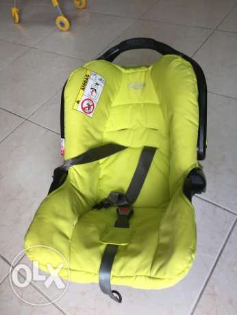 15 month old GRACO Infant Car Seat