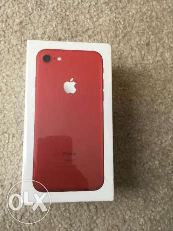 Apple-iPhone-7-Special-Edition-RED-256GB-Vodafone-Smartphone-New