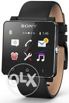 Sony SW2 SmartWatch 2 (Leather) - New & Packed