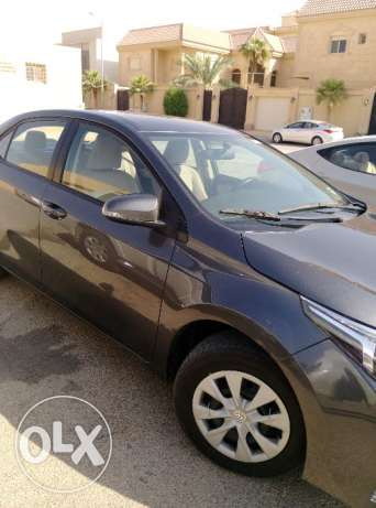 Toyota Corolla 2014 in excellent condition الرياض -  3