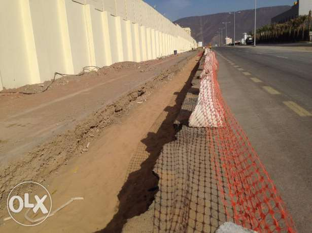 We are subcontractors for Excavation & Deportation of buildings, trenc الرياض -  4