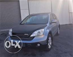 113000 KM, Honda CR-V 2009 in excellent condition with low mileage & W