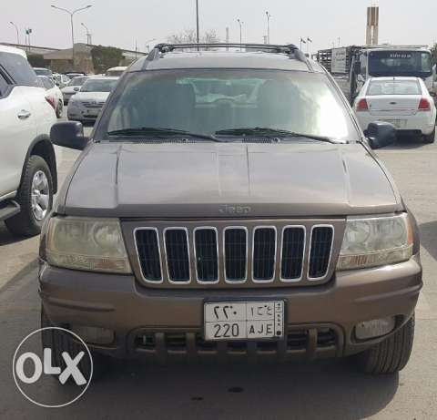 Jeep Grand Cherokee V8 4.7L 4*4 (Expat Owned) / For sale
