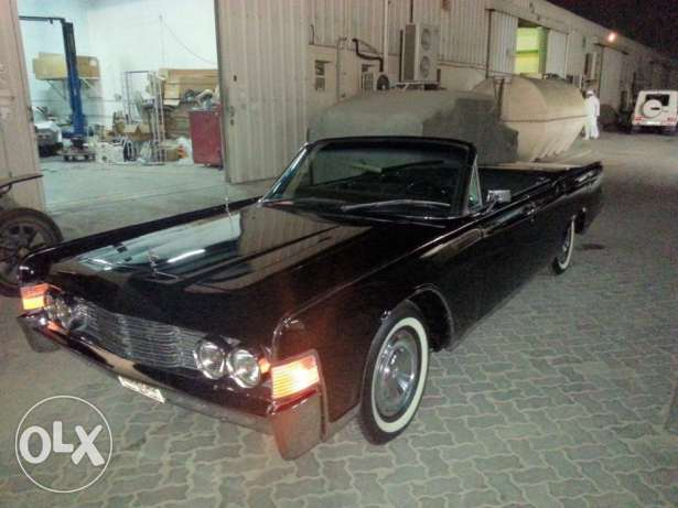 Classic Lincoln Continental 1965 الدلم -  5