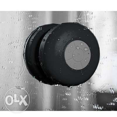 (WaterProof Bluetooth Speaker (Black
