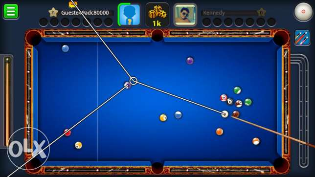 8 Ball Pool Long Line Mod Apk (Hack)
