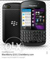 Black berry Q10