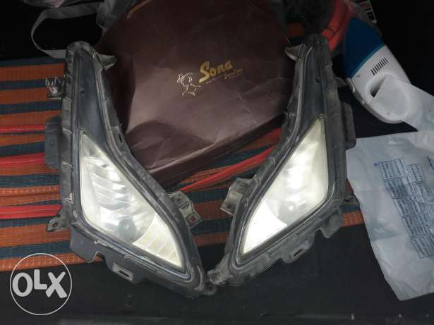 Fog light elantra 2015 /2016