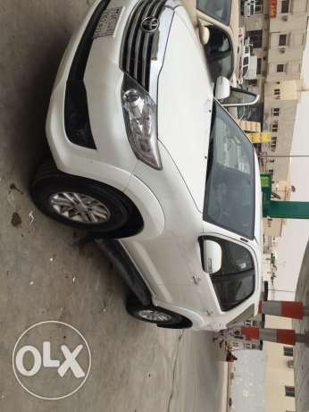 Fortuner 4×4automatic