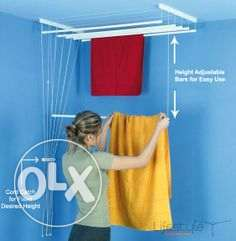 Sky Link Ceiling mounted clothes Hanger / dryer