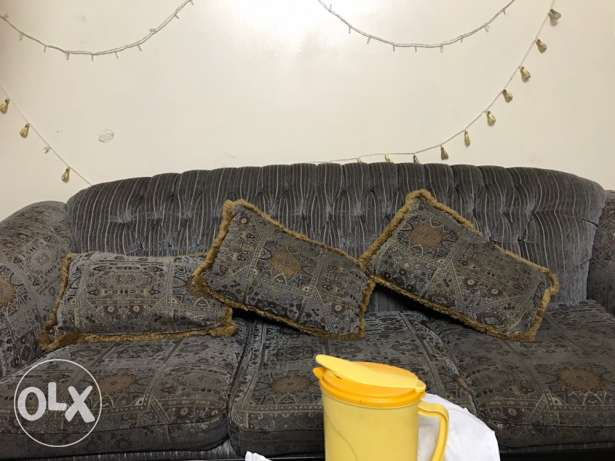 seven setting sofa set الجبيل -  2