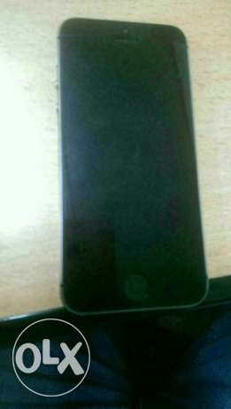 IPhone 5s 32 GB black
