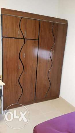 Wood Cupboard Great Condition
