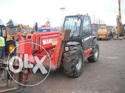 2003 Manitou MT1740SLT Turbo Powershift Telehandler