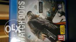 Almost new watch dogs CD