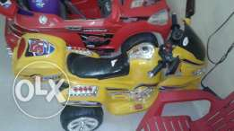 Baby car and bike