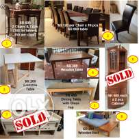 Updated. For Sale. Hurry! Throwaway prices. Various household items.