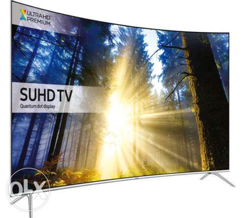 Curve Smart Led TV