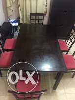 Dining Table from Home Center