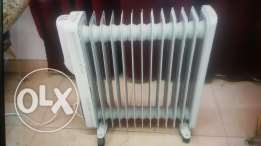 Electric oil heater (Ugine)