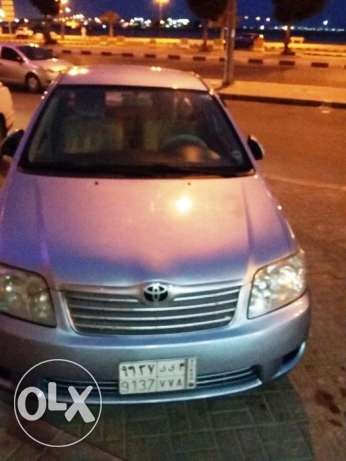 Toyota Corolla Vehicle for Sale