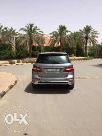 Mercedes ML 500 full specs 2014 impeccable condition active warranty الرياض -  2