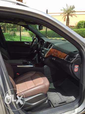Mercedes ML 500 full specs 2014 impeccable condition active warranty الرياض -  8