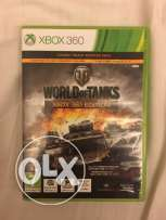world of tanks Xbox 360 edition game new and not used