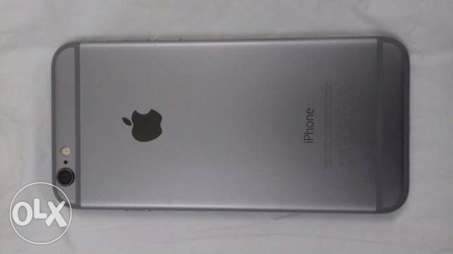 Apple iPhone 6 , 16 GB , Space Grey , 4G LTE الرياض -  2