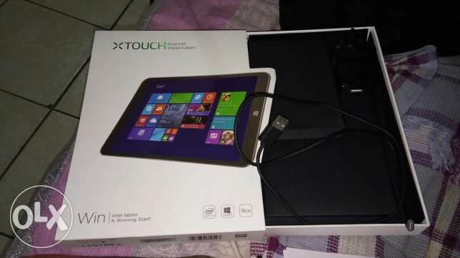 200 sar Xtouch tablet only whatsup 5 month used16 gb hd 1 gb ram