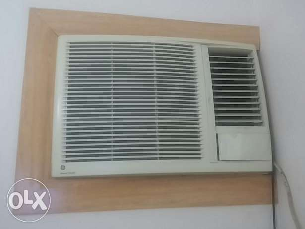 مكيف Window Air Condition ماركة General Electric 18000 BTU