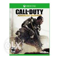 new unopened cod advanced warfare for xbox one