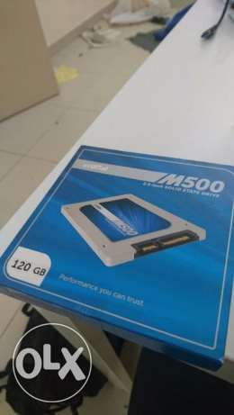 Crucial Solid State Hard Disk 2.5 inch الرياض -  2