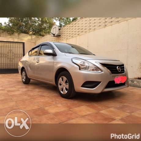 nissan sunny 2016 for transfer