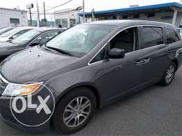 2012 Honda Odyssey excellent cindition