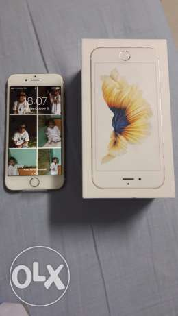 iphone 6s rose gold 64gb sale or exchange with iphone 6s plus or ip7 الرياض -  4
